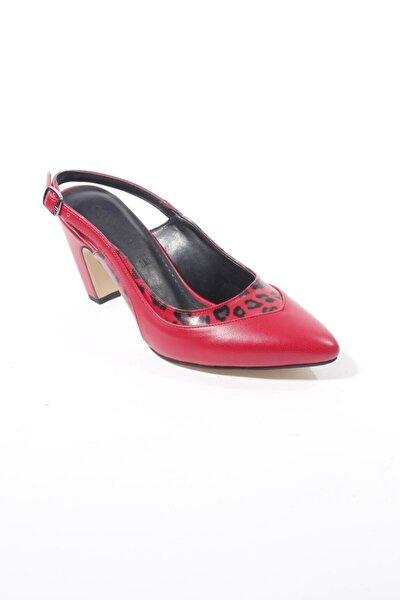 Y-1929 Günlük Kadın Topuklu Ayakkabı