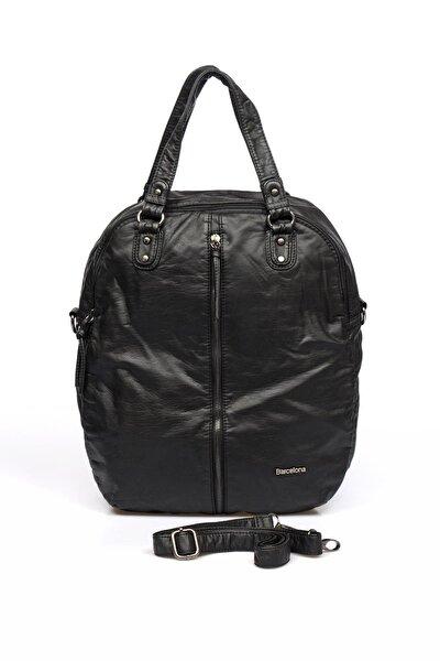 Brc1812-0001 Siyah Kadın Omuz Çantası