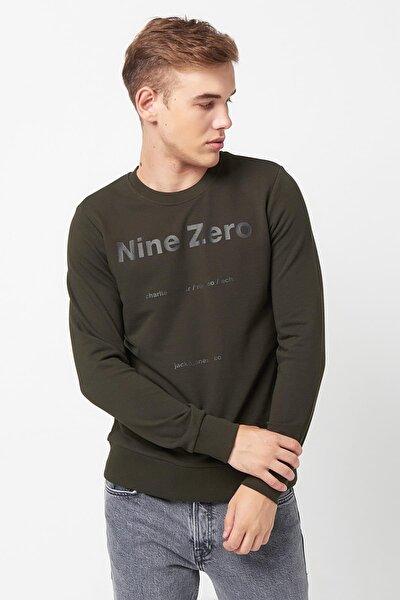 Jack Jones Baskılı Sweatshirt 12161759