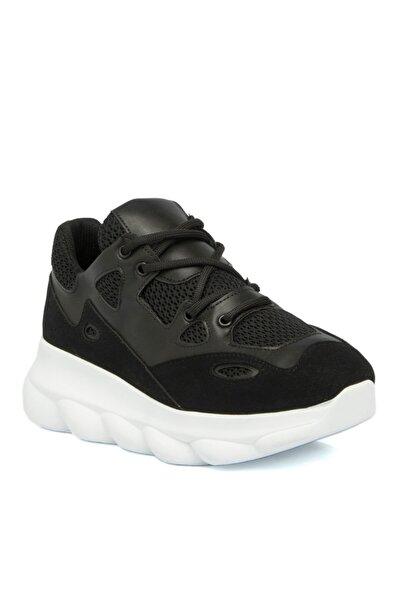 Siyah Vegan Kadın Ayakkabı 64475d62