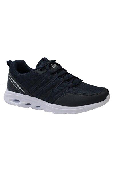 2333 Lacivert-beyaz Anatomik (40-44) Erkek Spor Ayakkabı
