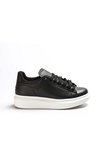 Siyah Kadın Sneaker Ayakkabı 928za102