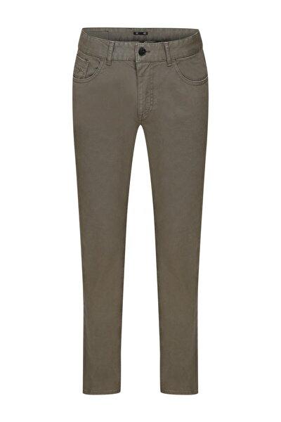 Haki 5 Cep Pamuk Pantolon