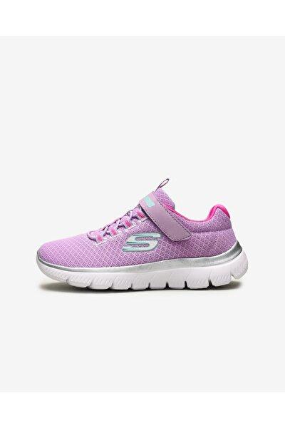 SUMMITS Büyük Kız Çocuk Mor Spor Ayakkabı 302069L LVPK