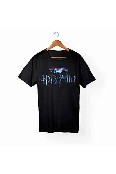 Harry Potter Çocuk Siyah Tişört