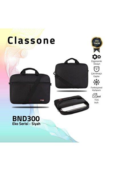 Bnd300 Eko Serisi 15,6 Inç Laptop Notebook El Çantası-siyah