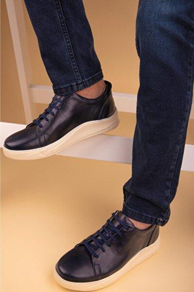 Hakiki Deri Erkek Sneaker