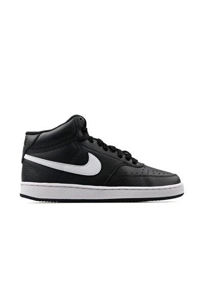 Court Vision Mid Unisex Spor Sneaker Spor Ayakkabı Cd5436-001
