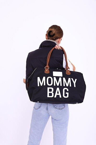 Anne Bebek Bakım Çantası Mommy Siyah