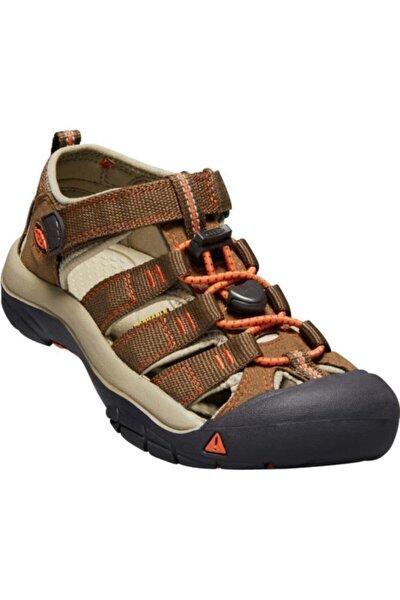 Newport H2 Genç Sandalet Kahverengi/turuncu