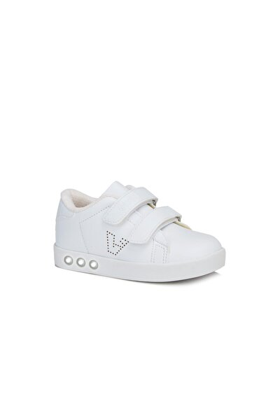 Oyo Unisex Bebe Beyaz Spor Ayakkabı