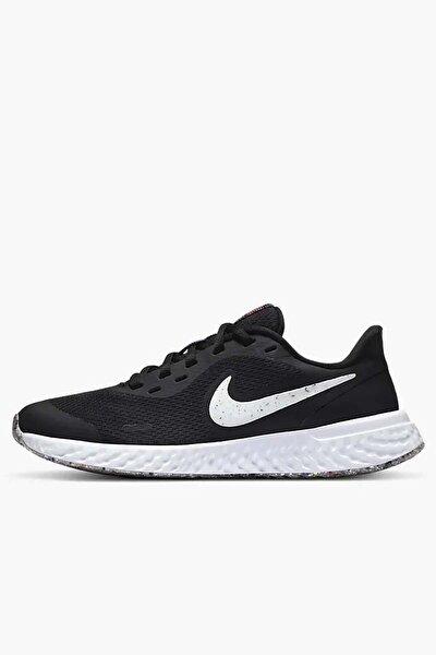 Revolutıon 5 Se (Gs) Kadın Yürüyüş Koşu Ayakkabı Cz6519-005-siyah