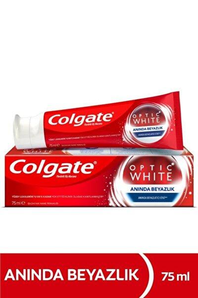 Optic White Anında Beyazlık Anında Beyazlatma Etkisi Beyazlatıcı Diş Macunu 75 ml