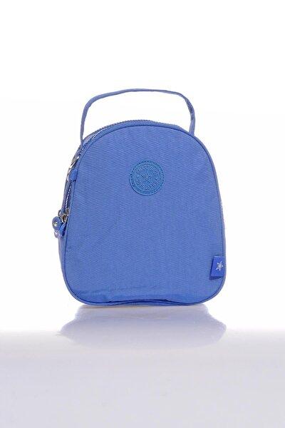 Smb3063-0031 Mavi Kadın Sırt Çantası