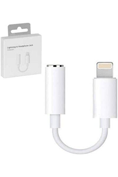 Apple Iphone 6 7 8 Plus X Aux Kulaklık Çevirici Kablo Adaptör