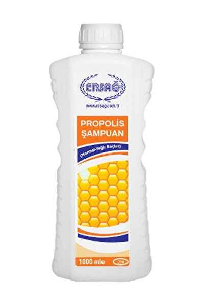 Propolisli Şampuan (Normal-yağlı Saçlar) 1000 ml.