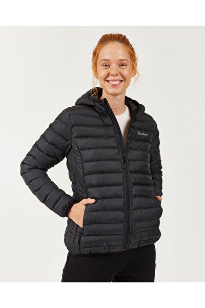 Outerwear W Padded ST HD Lightweight Jacket Kadın Siyah Mont S202117-001