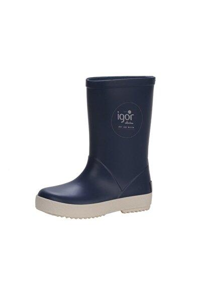 Yağmur Çizmesi Splash Nautico W10107 Laci 22-30