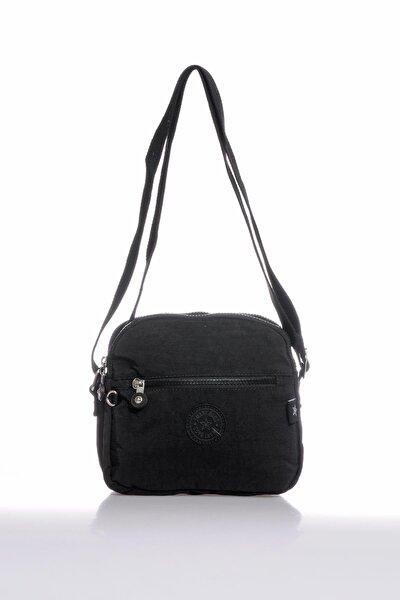 Smb3058-0001 Siyah Kadın Çapraz Çanta