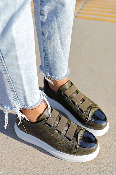 Ch251 Bt Kadın Ayakkabı Haki