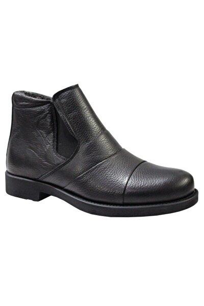 330 Hakiki Deri Anatomik(40-46) Günlük Erkek Ayakkabı Bot
