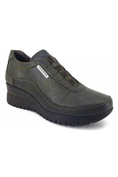 490 Günlük Kadın Ayakkabı-haki