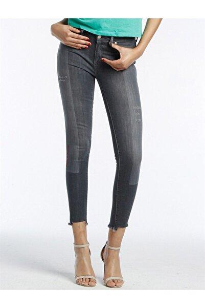Kadın Orta Bel Pantolon Lıma 9134-02 C 02
