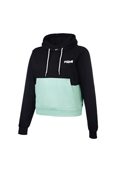 HOODIE PUMA Siyah Kadın Sweatshirt 101119471