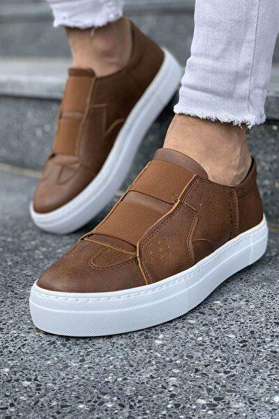 Ch Ch033 Bt Erkek Ayakkabı Taba