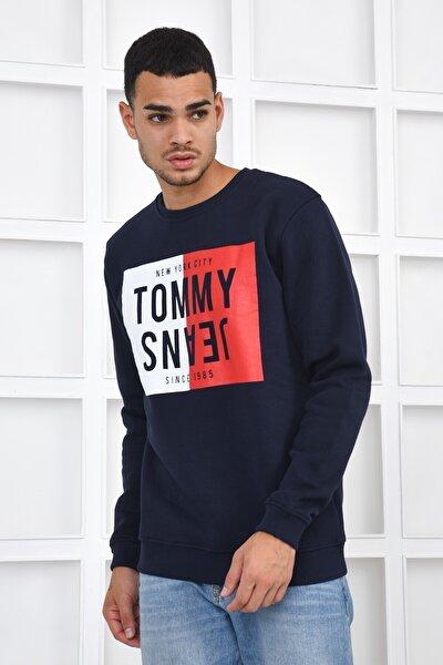 Erkek Sweatshirt - Lacivert