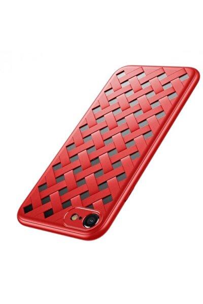Paper Cut Serisi Apple Iphone 7 / Iphone 8 Kılıf Kırmızı