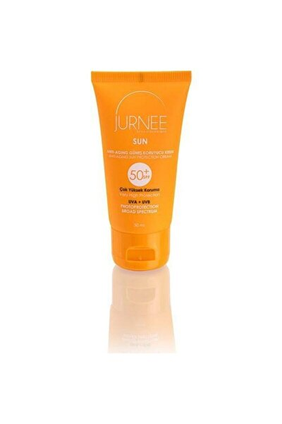Spf50+ Anti-aging Güneş Kremi 50 ml