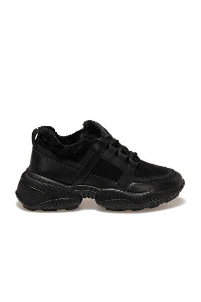 20K-607 Siyah Kadın Fashion Sneaker 100579199