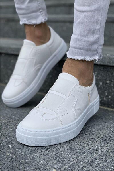 Ch Ch033 Bt Erkek Ayakkabı Beyaz