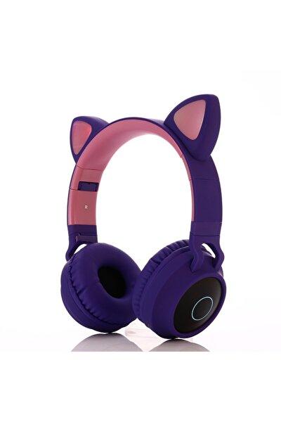 Kablosuz Bluetooth Kulaklık Yüksek Ses Akıllı LED Kulaklık + 12 Saat Fazla Şarj Süresi