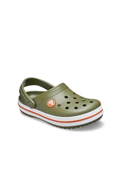 204537 K Crocband Clog Kids Haki Çocuk Terlik