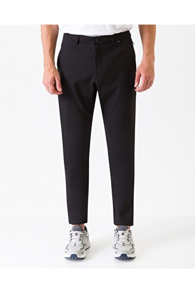 Comfort Bottoms M Elevated All Day Slim Pant Erkek Siyah Pantolon