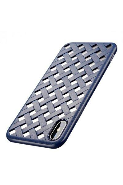 "Paper Cut Serisi Iphone X / Iphone Xs 5,8"" Kılıf Mavi"