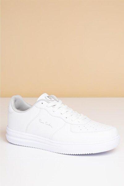 Erkek Günlük Spor Ayakkabı-Beyaz PCS-10155