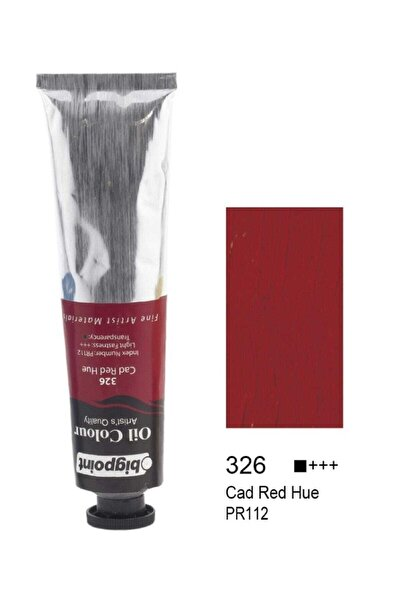 Yağlı Boya 200 ml Cad Red Hue 326