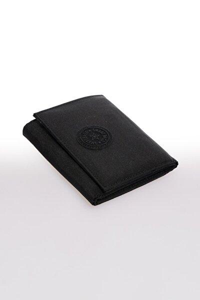 Smb3050-0001 Siyah Kadın Cüzdan