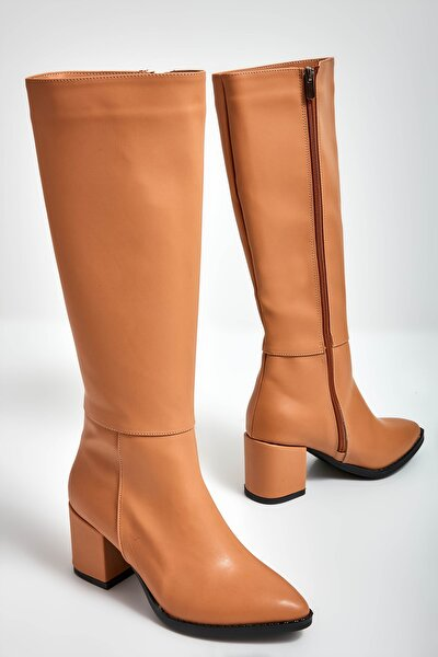 Camel Kadın Çizme M0842081609