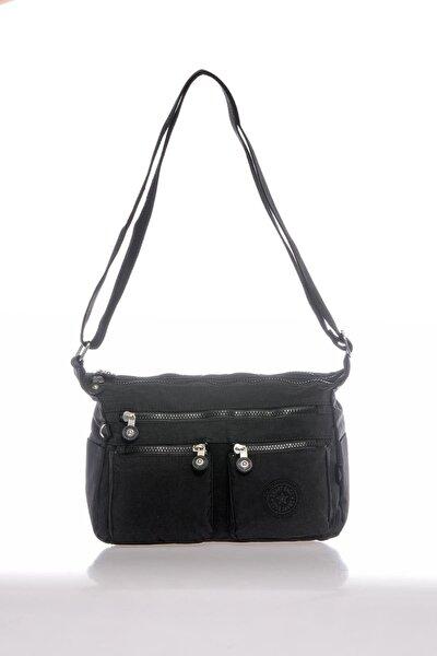Smb3065-0001 Siyah Kadın Çapraz Çanta