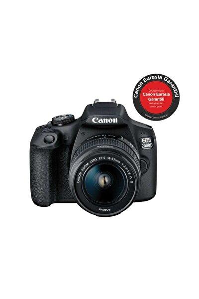 Eos 2000d 18-55mm Is Fotoğraf Makinesi