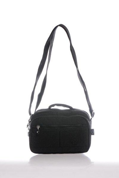 Smb3054-0001 Siyah Kadın Çapraz Çanta