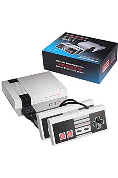 Mini Game 620 Oyunlu Atari Nostalji Oyun Konsolu Aynı Gün Kargo