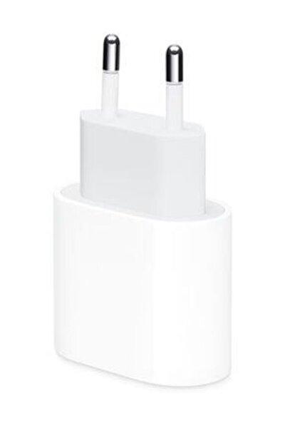 Apple Iphone Uyumlu 18 W Usb-c Güç Adaptörü (Hızlı Şarj)