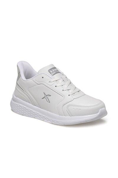 Marned Pu W Beyaz Kadın Sneaker Ayakkabı