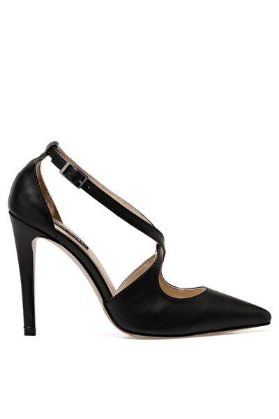 MELANIE Siyah Kadın Topuklu Ayakkabı 100669454