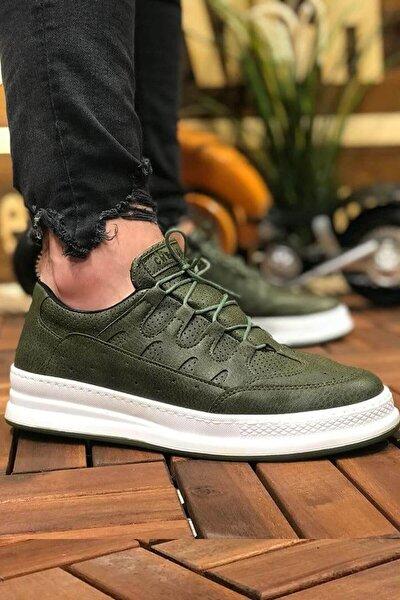 Ch Ch040 Bt Erkek Ayakkabı Haki